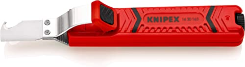 KNIPEX Utensile spelacavi con lama di resistenza (165 mm) 16 20 165 SB