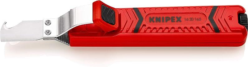 KNIPEX Ontmantelingsgereedschap met sleepmes (165 mm) 16 20 165 SB