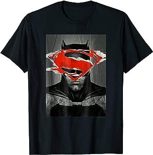 Batman v Superman Batman Poster T Shirt