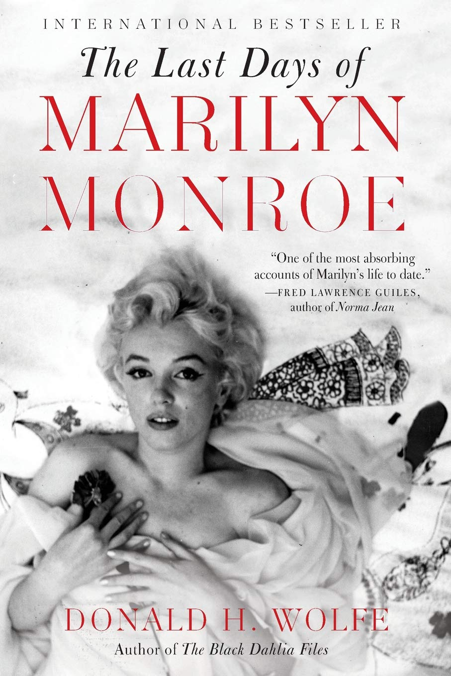 Image OfThe Last Days Of Marilyn Monroe