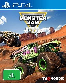 Monster Jam Steel Titans - PlayStation 4