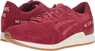 Onitsuka Tiger by Asics Men's Gel-Lyte III Burgundy/Burgundy 13 D US
