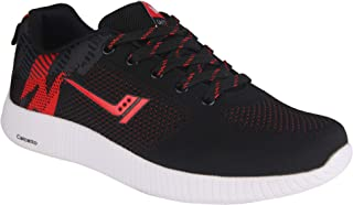 calcetto JAGUARC Series BLKRED Casual Shoes for Men