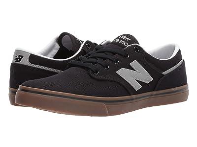 New Balance Numeric 331 (Black/Gum) Men