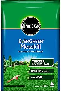 EverGreen 100009 Mosskil Çimen Yiyecekleri ile 400 m2