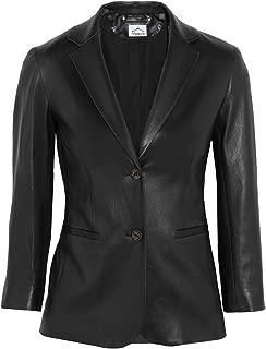 aim leather jacket