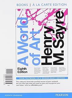 World of Art, Books a la Carte Edition Plus Revel -- Access Card Package, 8/e (8th Edition)