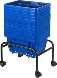 Best shopping baskets with wheels Reviews