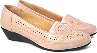 Krafter Women's Faux Leather Bellies…