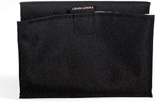 Waterproof Change Pad - Portable Diaper Changing Pad, Change Mat -Made in USA (Black)