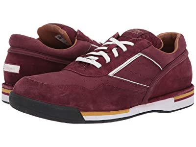 Rockport Prowalker 7100 LTD (Burgundy Nubuck Suede) Men