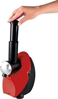 Trebs 99283 Machine à Sorbet Rouge, 150 W
