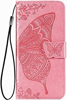 FTRONGRT Case for Oppo A94 5G, Wallet Flip Cover with Mobile Phone Holder and Card Slot,Magnetic PU leather wallet case fo...
