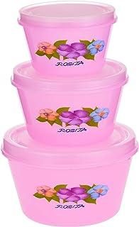 Harmony 2724623299747 Rosita Storage Container Set - 3 Pieces
