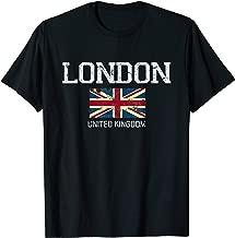 Vintage London United Kingdom Gift T-Shirt