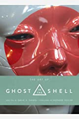 The Art of Ghost in the Shell Hardcover