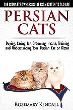 persian cat book