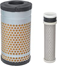 6C060-99410 Air Filter compatible with Kubota 6C060-99410-A, K7311-82390-C, 6A100-82630-C Replace Model B1410, B1610, B271...