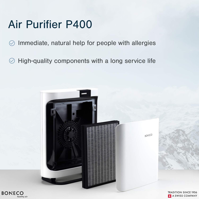Boneco P400 purificador de Aire con Filtro HEPA y carbón Activado ...