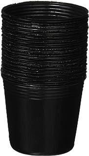 第一ビニール ポリポット [黒](20個入りパック)6.0cm