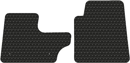 Kenworth T600/60 T800 W900 2006-2016 Black Rubbertite Floor Mats by Lloyd's New