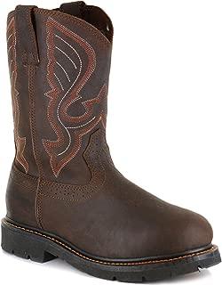 Cody James Men's Western Work Boot Composite Toe - C9cr2