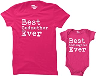 matching godmother and goddaughter shirts