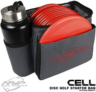 MVP Disc Sports Cell Disc Golf Starter Bag