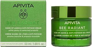 Apivita Bee Radiant Gel-crema signos de la edad & antifatiga - textura ligera