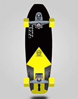 Glutier Surf Skate with T12 Trucks. Txin surfskate...