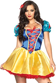 snow fairy halloween costume