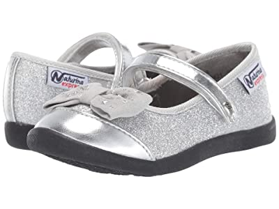 Naturino Express Luciana (Toddler/Little Kid) (Silver 1) Girls Shoes