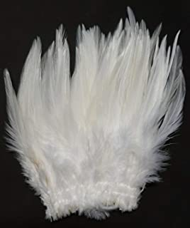Winter's Hope Fly & River Strung Saddle Hackle Feathers 5-7 Inch Fly Tying Materials