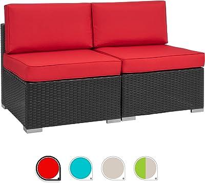 Amazon.com: TK Classics Oasis Mobiliario de exterior Patio ...