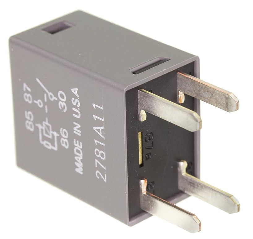 WVE by NTK 1R2490 A/A/C Condenser Fan Motor Relay