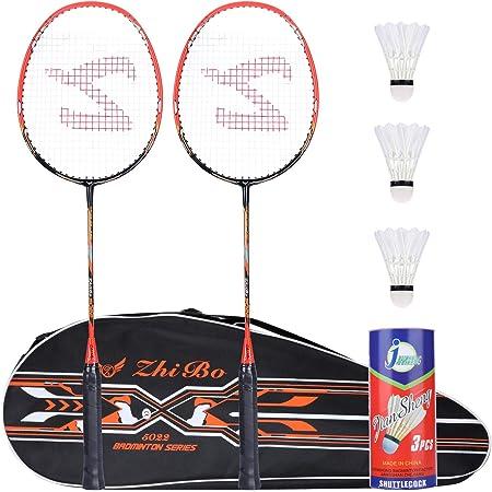 Azeeda Badminton Racket Baby Grow Bodysuit GR00051811