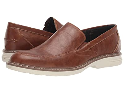 Ben Sherman Countryside Slip-On (Tan PU Leather) Men
