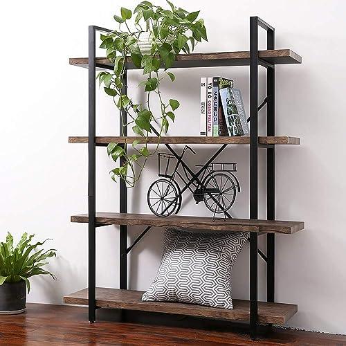 Fabulous Walnut Bookcases Amazon Com Download Free Architecture Designs Scobabritishbridgeorg