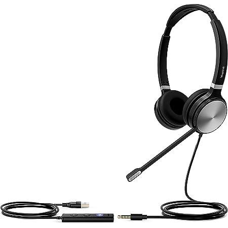 Yealink Usb Headset Uh36 Dual Teams Zertifiziert Für Elektronik