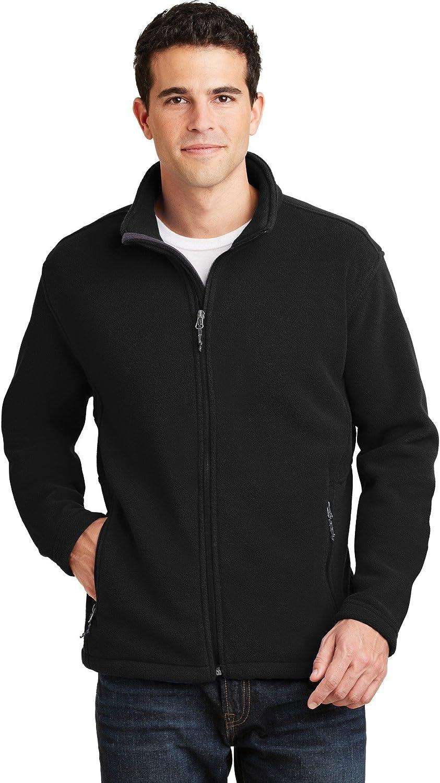 Port Authority Value Fleece Jacket. F217 Iron Grey 6XL