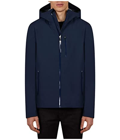 Save the Duck Grin X Hooded Jacket (Blue Black) Men