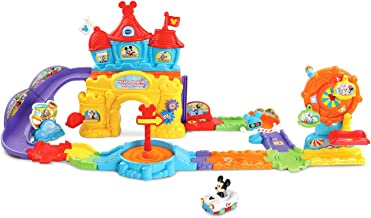 VTech Go! Go! Smart Wheels Mickey Mouse Magical Wonderland (Frustration Free Packaging), Multicolor