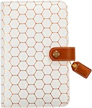Webster's Pages Copper Hexagon Binder (WPCP001-H)