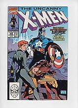 UNCANNY X-MEN #268 | Marvel | September 1990 | Vol 1 | Jim Lee's run begins/Classic Cover
