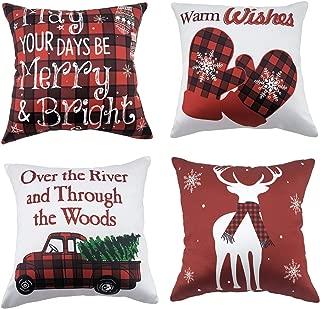 Best christmas pillows set Reviews