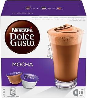 Nescafé Dolce Gusto 雀巢多趣酷思 摩卡胶囊咖啡 3盒(48粒)
