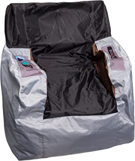 CBS Fox Star Trek TNG Bean Bag Cover, Grey/Black