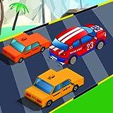 Silly Road Car Smashy Race 3D