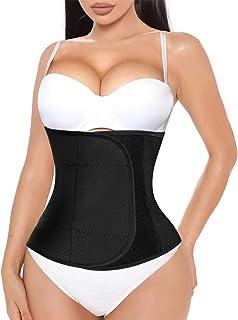BRABIC Postpartum Belly Band Wrap Support Girdle Slimming Waist Trainer Shapewear for Women Tummy Control Abdominal Binder