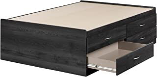 South Shore 4 Drawers Step One Full Captain Bed (54''), 54